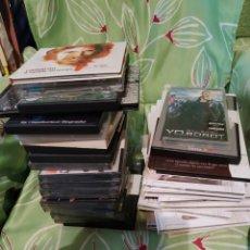 CDs de Música: COLECCIÓN DE 17 DVDS MUSICALES Y 24 CDS 10 ÁLBUMES CON LIBRETO. VER FOTOS. 1 PELÍCULA EN PSP. Lote 253695220