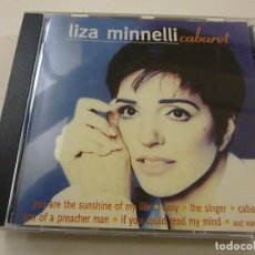 CDs de Música: LIZZA MINNELLI - CABARET - CD - C 6. Lote 253710080