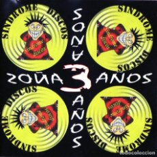 CDs de Música: 3 AÑOS SINDROME DISCOS. Lote 253720150