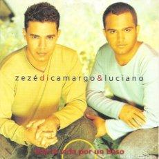 CDs de Música: ZEZE DI CAMARGO Y LUCIANO - DOY LA VIDA POR UN BESO / EU SO PENSO EM VOCE. Lote 253731920