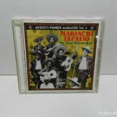 CDs de Música: DISCO CD. MARIACHI TAPATIO DE JOSÉ MARMOLEJO. COMPACT DISC.. Lote 253736515