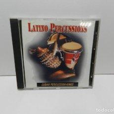 CDs de Música: DISCO CD. CUBAN PERCUSSION KINGS. COMPACT DISC.. Lote 253737065