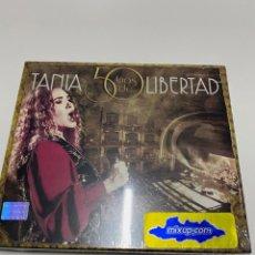 CDs de Música: TANIA LIBERTAD 50 AÑOS, CD NUEVO A ESTRENAR. (3,33 ENVÍO CERTIFICADO). Lote 253737855