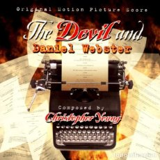 CDs de Musique: THE DEVIL AND DANIEL WEBSTER / CHRISTOPHER YOUNG CD BSO - INTRADA PROMO. Lote 253755170