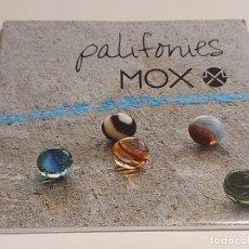CDs de Música: MOX / PALIFONIES / DIGIPACK-CD / 9 TEMAS / PRECINTADO.. Lote 253767265