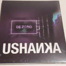 CDs de Música: USHANKA / DE ZERO / DIGIPACK-CD - RGB-2020 / 10 TEMAS / PRECINTADO.. Lote 253768210