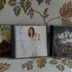 CDs de Música: LOTE CD GLORIA ESTEFAN. Lote 253768245