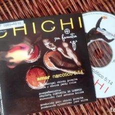 CDs de Música: CD-SINGLE ( PROMOCION) DE CHICHI PERALTA + SON FAMILA. Lote 253789315