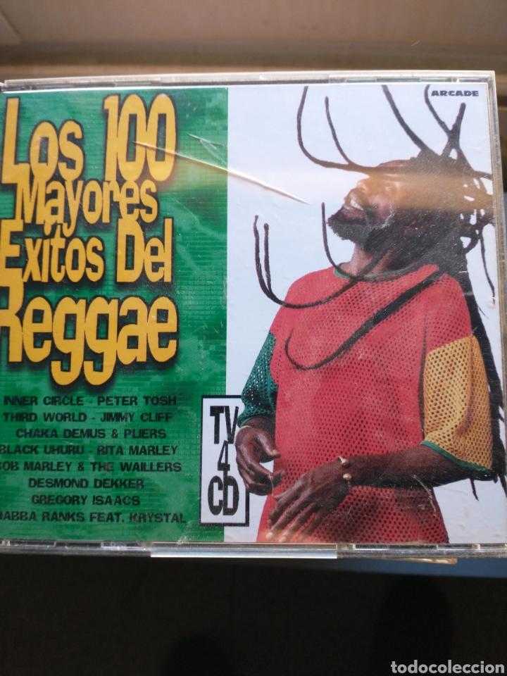 REGGAE 4 CD (Música - CD's Reggae)