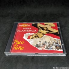 CDs de Música: MISA FLAMENCA - PACO PEÑA - THE ACADEMY OF ST. MARTIN IN THE FIELDS CHORUS - LASZLO HELTAY 1991 CD. Lote 253791510