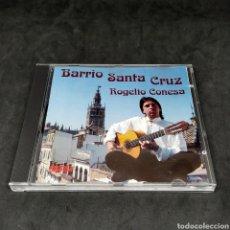 CDs de Música: BARRIO SANTA CRUZ - ROGELIO CONESA - 1992 - CD. Lote 253794765