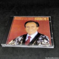 CDs de Música: MANOLO ESCOBAR - RUMBA PA TI - CD - 1990. Lote 253795850