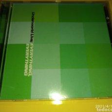 CDs de Música: UNDERWORLD LIVE ( CD PRECINTADO) EVERYTHING//EVERYTHING. Lote 253816690