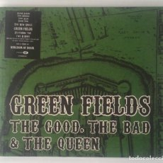 CDs de Música: THE GREEN FIELDS. THE GOOD, THE BAD & THE QUEEN. 2007. CD SINGLE.. Lote 253865590