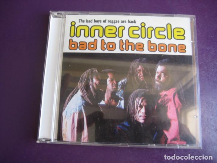 INNER CIRCLE – BAD TO THE BONE - CD WEA 1992 - REGGAE - SIN APENAS USO (Música - CD's Reggae)