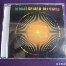 CDs de Música: REGGAE SPLASH ALL STARS - CD RECOP 17 TEMAS - BLACK UHURU - TOOTS MAYTALS - WAILING SOULS - ETC. Lote 253868930