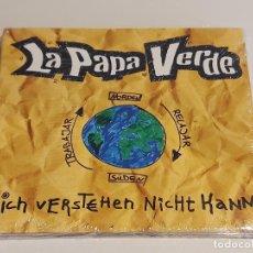CDs de Música: LA PAPA VERDE / ICH VERSTEHEN NICHT KANN / DIGIPACK-CD - BAYLÑA RECORDS-2008 /13 TEMAS / PRECINTADO.. Lote 253886440