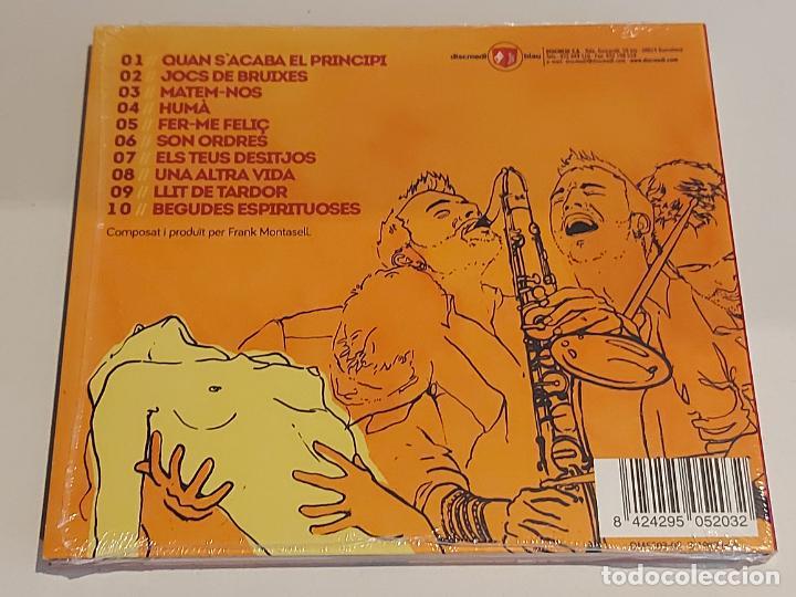 CDs de Música: FRANK MONTASELL / MAI ÉS MASSA / DIGIPACK-CD-DISCMEDI-2015 / 10 TEMAS / PRECINTADO. - Foto 2 - 253897710