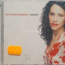 CDs de Música: ELEFTHERIA ARVANITAKI EMISION. Lote 253911485