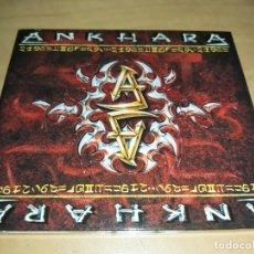 CDs de Música: ANKHARA CD II, 1º ST SPANISH PRESS 1999-SARATOGA-WARCRY-ZENOBIA-MURO-ARKANIA(COMPRA MINIMA 15 EUR). Lote 253941685