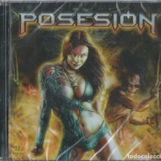 CDs de Música: POSESION CD RARE ORIG.2003 SPANISH HEAVY-SARATOGA-ATLANTIDA-MAGO DE OZ-AVALANCH-XERU-DAMMIAN LORD. Lote 253942730