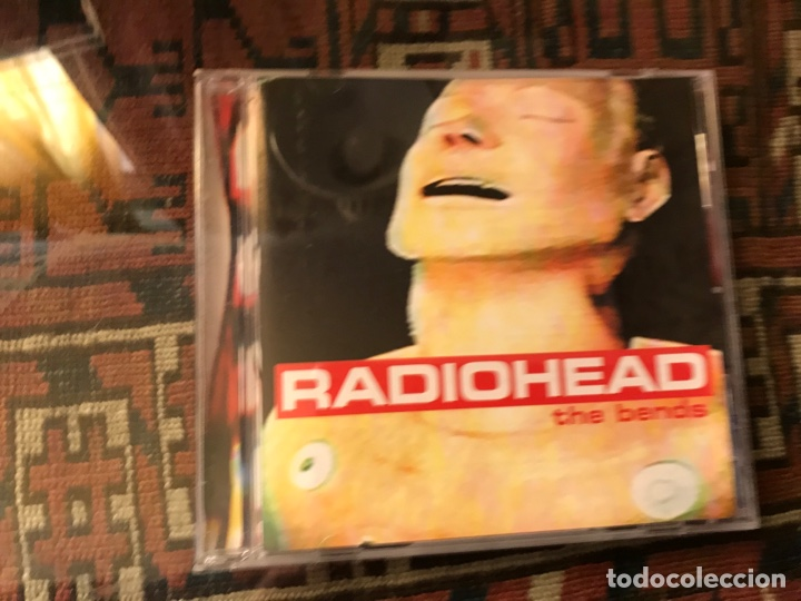 RADIOHEAD. THE BENDS (Música - CD's Rock)