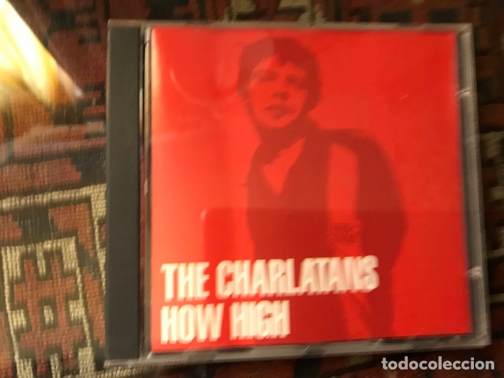 THE CHARLATANS. HOW HIGH (Música - CD's Rock)