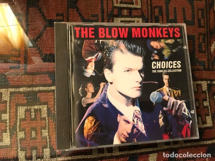 THE BLOW MONKEYS. CHOICES (Música - CD's Rock)