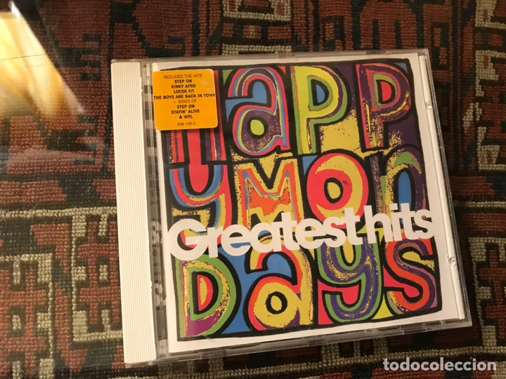 HAPPY MONDAYS. GREATEST HITS (Música - CD's Rock)
