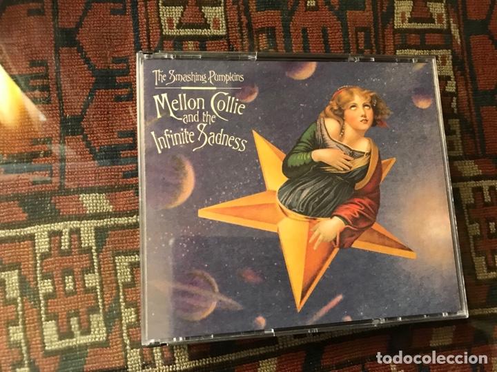 THE SMASHING PUMPKINS. MELLON COLLIE AND THE INFINITE SADNESS. (Música - CD's Rock)