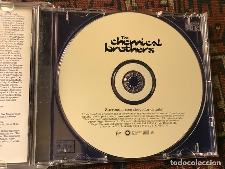 CDs de Música: The Chemical Brothers. Surrender - Foto 3 - 253944560