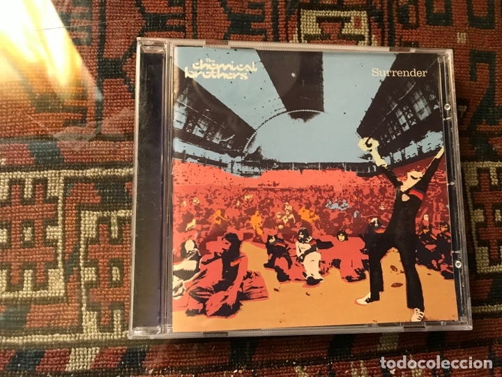 THE CHEMICAL BROTHERS. SURRENDER (Música - CD's Rock)