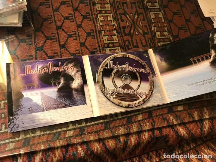 CDs de Música: La estación de los sueños. Medina Azahara - Foto 3 - 253944580
