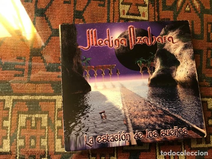 LA ESTACIÓN DE LOS SUEÑOS. MEDINA AZAHARA (Música - CD's Rock)