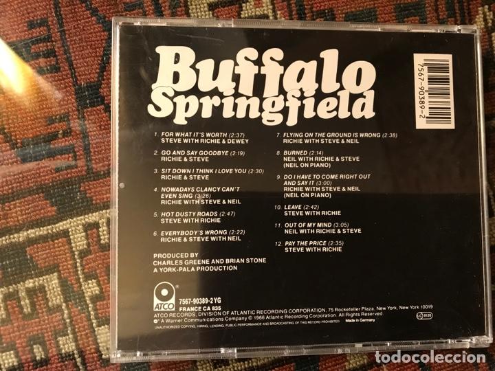 CDs de Música: Buffalo Springfield - Foto 2 - 253944590