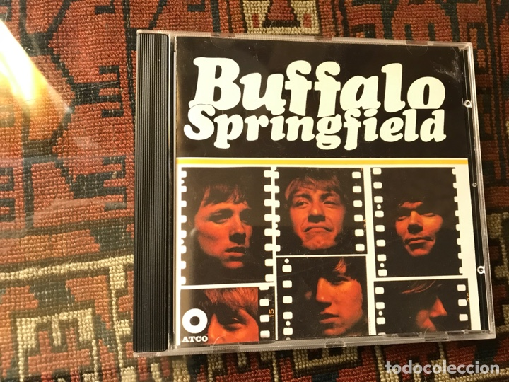 BUFFALO SPRINGFIELD (Música - CD's Rock)