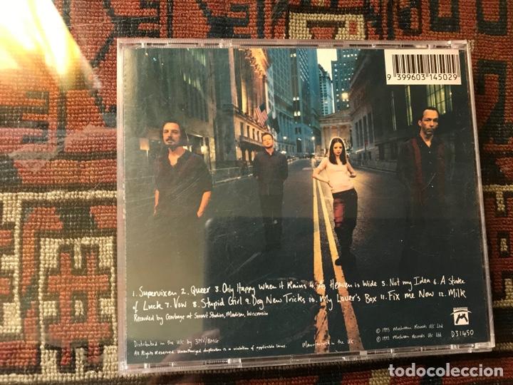 CDs de Música: Garbage - Foto 2 - 253944605