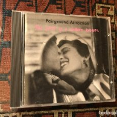 CDs de Música: FAIRGROUND ATTRACTION. THE FIRST OF A MILLION KISSES. Lote 253944630