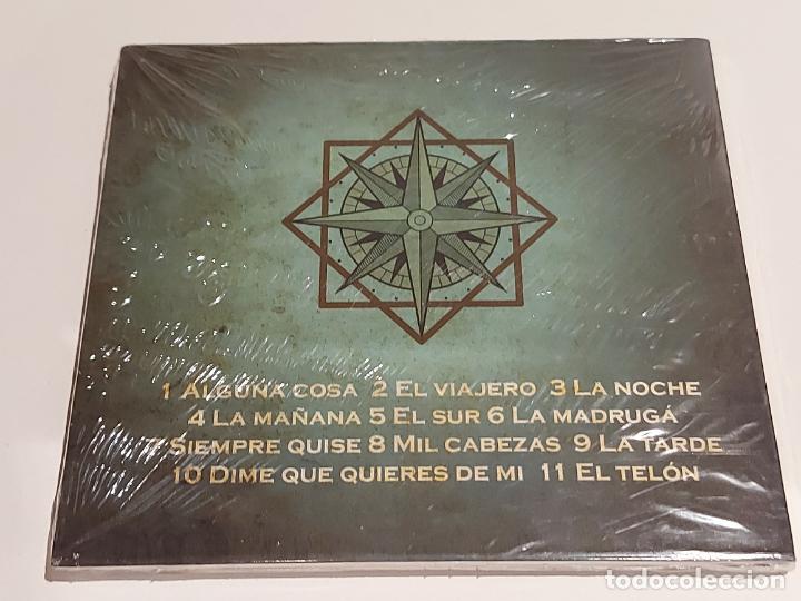 CDs de Música: DCALLAOS / EL BORDE DONDE TERMINA EL MAR / DIGIPACK-CD-AUTOEDICIÓN / 11 TEMAS / PRECINTADO. - Foto 2 - 253955935