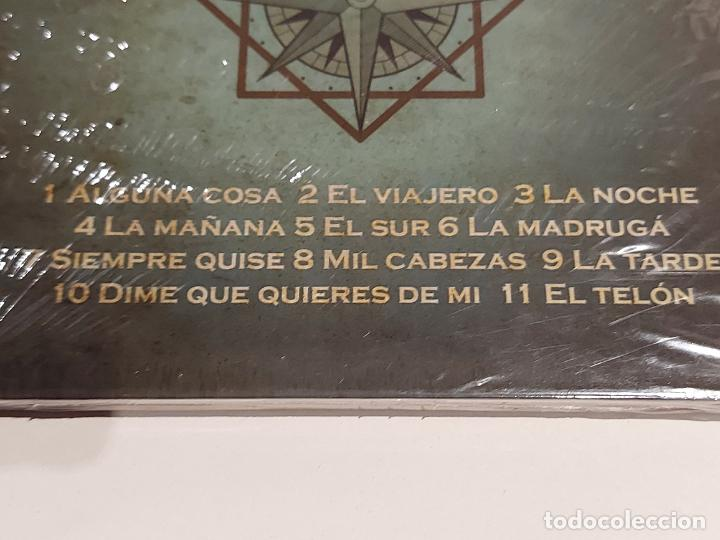 CDs de Música: DCALLAOS / EL BORDE DONDE TERMINA EL MAR / DIGIPACK-CD-AUTOEDICIÓN / 11 TEMAS / PRECINTADO. - Foto 3 - 253955935