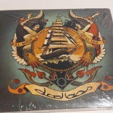 CDs de Música: D'CALLAOS / EL BORDE DONDE TERMINA EL MAR / DIGIPACK-CD-AUTOEDICIÓN / 11 TEMAS / PRECINTADO.. Lote 253955935