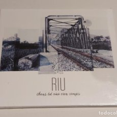 CDs de Música: RIU / ABANS TOT AIXÓ EREN CAMPS / DIGIPACK-CD-AUTOEDICIÓN / 11 TEMAS / PRECINTADO.. Lote 253974420