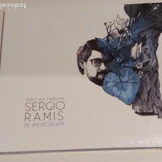 CDs de Música: SERGIO RAMIS-IN MEMORIAM / ABANS QUE T'ADORMIS / DIGIPACK-CD-BLAU / 9 TEMAS / PRECINTADO.. Lote 253975145