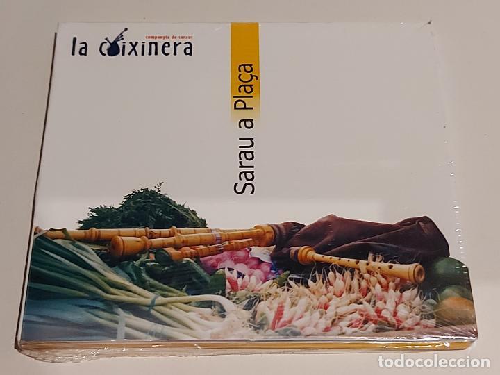 LA COIXINERA / SARAU A PLAÇA / DIGIPACK-CD-DISCMEDI-2003 / 11 TEMAS / PRECINTADO. (Música - CD's Country y Folk)