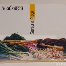 CDs de Música: LA COIXINERA / SARAU A PLAÇA / DIGIPACK-CD-DISCMEDI-2003 / 11 TEMAS / PRECINTADO.. Lote 253990885