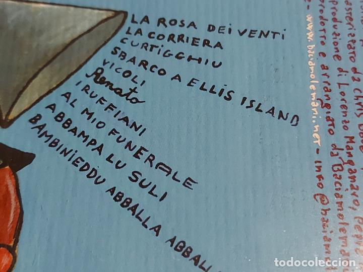 CDs de Música: BACIAMOLEMANI / LALBERO DELLE SEPPIE / DIGIPACK-CD-KASBA / 10 TEMAS / PRECINTADO. - Foto 3 - 253992890