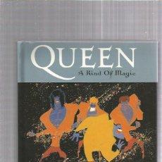 CD de Música: QUEEN A KIND OF MAGIC. Lote 253993850