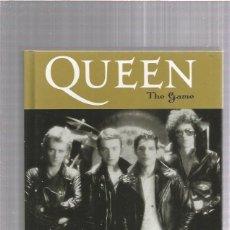 CD de Música: QUEEN THE GAME. Lote 253994240