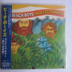 CDs de Música: THE BEACH BOYS - ENDLESS SUMMER 1974/2013 JAPAN MINI LP SHM CD TOCP-95114. Lote 253995615
