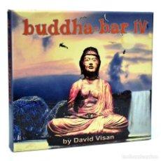 CDs de Música: DAVID VISAN - BUDDHA BAR IV. 2 X CD. Lote 253999485